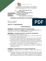 21-2016 PENSION de JUBILACION - Confirmar Improcedente