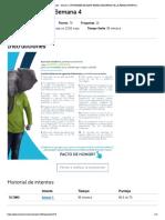 Parcial Semana 4 - Teoría Moderna de la Firma - Economía - Politécnico Gran Colombiano