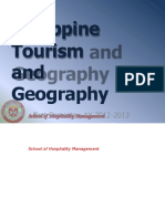 Philippine Tourism and Geography