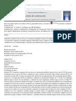 Efecto de Los Aditivos en Las Propiedades Fisicas y Mecanicas Del Yeso.en.Es