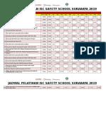 Update Jadwal Pelatihan Isc Surabaya 2019 (2)