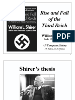 Rise and Fall of the Third Reich (J.F. Walters & G.W. Whitton)