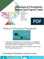 Export-Import Team 9