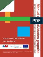 manual de orintacion sociolaboral drogodependientes
