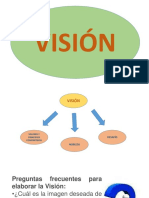 Visión, Misión y Valores