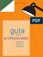Guia de recursos para profesionales
