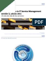 3 - ITIL v3 Ed 2011 - El Ciclo de Vida de Los Servicios