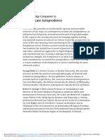 0. Cambridge Companion to Natural Law Jurisprudence