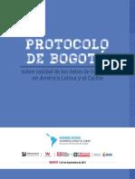 Protocolo de Bogota