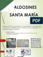 Baldosines Santa María