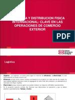 Presentacion Logistica y Transporte Internacional
