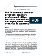 The Relationship Between Preschool Teach(1)