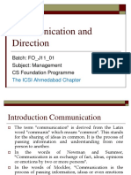 Communication and Directing.pdf