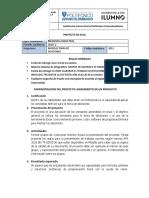 FICB PRE-IIND-PMED Proyecto de Aula 1011 Modelo Toma de Decisiones 2019-2