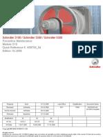 Schindler 403613602-maintanence 3300-pdf.pdf