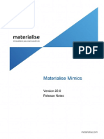 Release Notes - Materialise Mimics 22.0 RTM.pdf