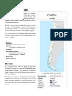 Potrerillos (Chile)