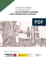 Estudiosociologico Cannabis Alcohol