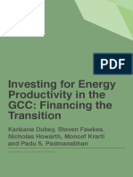 KS 1647 DP042A Investing for Productivity in the GCC Financing the Transition