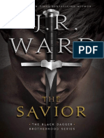 The Savior (La Hermandad de La Daga Negra 17) - J.R. Ward