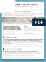 Services Etudiants Internationaux GrenobleINP 2017 FR