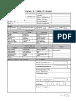 BD-CF001 rev 02  Product Complaint  Form(1).pdf