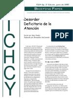 1 - Trastorno Infantil de Hiperactividad y Deficit de Atención.pdf