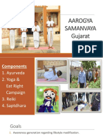 Aarogya Samanvay PPT