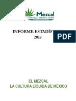 Informe mezcal 2018