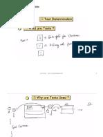 text determination