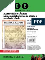 Memoria y Viñetas Web