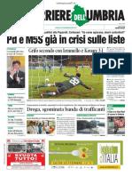 Rassegna stampa dell'Umbria 25 settembre 2019 UjTV News24 LIVE