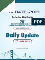 Day 1 - ADA Update 2019