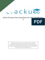 Active Passive Voice SSC GD set - 2.pdf