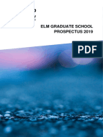 ELM Graduate School 2019