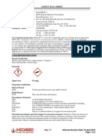 Material Safety Data Sheet Msds Halotron