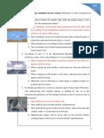 2. Maintain a Safe Navigational Watch