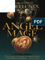 Angel Mage by Garth Nix Extract