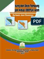 Daya Dukung Dan Daya Tampung LH Aceh