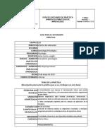 Guía de Informe de Caso Pelicula