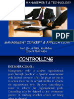9. Controlling