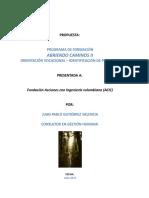 Programa de Formación II Acic 19072017