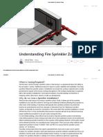 Understanding Fire Sprinkler LIFE SAFETY Zoning
