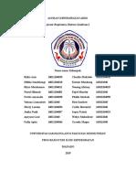Asuhan Keperawatan ARDS