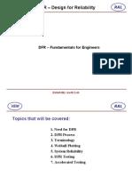 DFR - Presentation