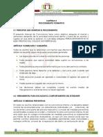 Manual de Convivencia Monterrosales Ciclos 2019-II Capítulo IV Procedimiento Formativo