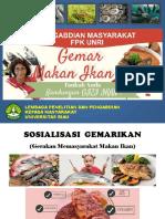 Gemar Makan Ikan
