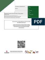 Distribución de la población y migraciones internas en Argentina
