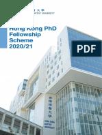 PFS Leaflet 2021