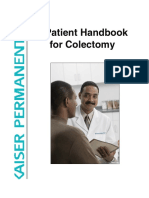 Patient Handbook Colectomy 36167 Tcm75-548869